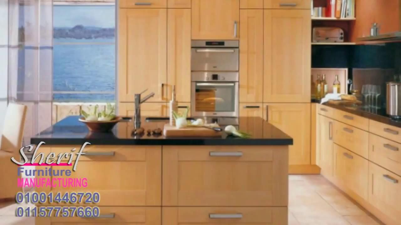 6e4b06e88 مطابخ مودرن 2018 - modern kitchens - YouTube