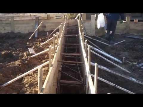 видео: Худший из фундаментов. Или как не надо строить.