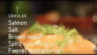 Salmon Gravlax (How to make)