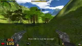 Serious Sam Classic: The Second Encounter (PC) Gameplay