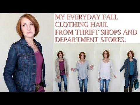 MY EVERYDAY CLOTHING FALL HAUL👗