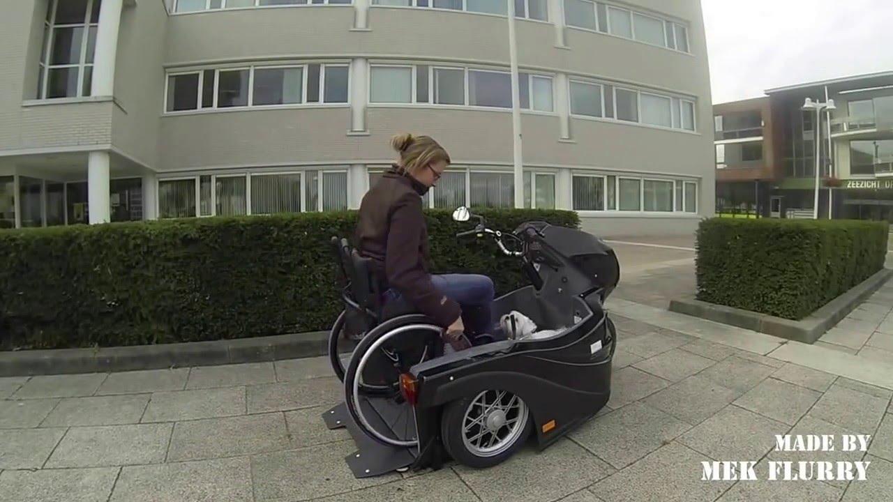 Huka Pendel Rolstoel Scooter Wheelchair Scooter Doovi