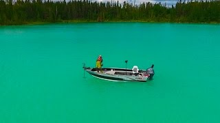 AMAZING Little Limestone Lake, Manitoba - Northern Pike Fishing