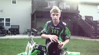Dirt Bike How to tutorial: Jumping a Dirt Bike Lessons for Beginners