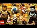 TODOS OS PERSONAGENS Da DLC DO FILME DO PANTERA NEGRA No LEGO Marvel Super Heroes 2 EXTRAS 29 mp3