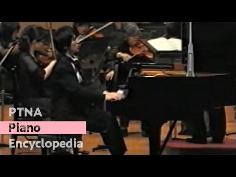2007コンペティション特級銅賞 實川風/ショパン:ピアノ協奏曲第1番 第3楽章