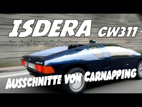 CW311 | Isdera |  Ausschnitte Carnapping | DriftHarry