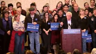 Reno Bernie Sanders
