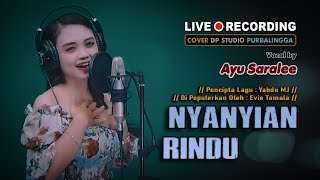 NYANYIAN RINDU - Ayu Saralee [COVER MUSIC VIDEO] Dangdut Klasik Lawas Musik Terbaru