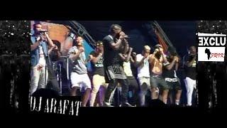 "DJ ARAFAT Nouvelle danse! ""Trapaty Lomber"" (Démonstration en Live) ExcluAfrik N°1"