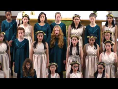 Dirait-on, The Resonanz Children's Choir and Der Mädchenchor der Sing-Akademie zu Berlin