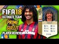 FIFA 18 PRIME GULLIT (93) *ICON* PLAYER REVIEW! FIFA 18 ULTIMATE TEAM!