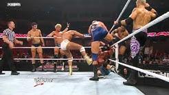 Raw - 12-Man Tag Team Match