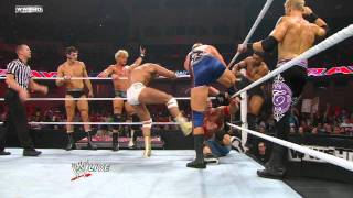 Raw - 12-Man Tag Team Match