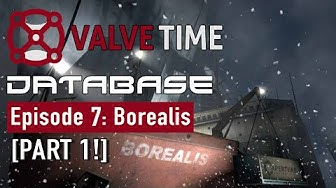The Borealis: Past, Present, And Future [Part 1] - Database: Episode 7