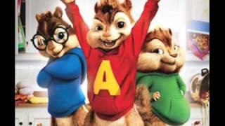Alvin and the Chipmunks sing Kiss Me Tru the Phone