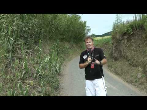 Colin's iRally Guide to the Azores