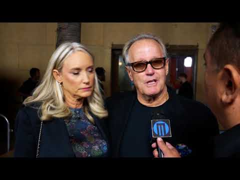 AFI FILM FEST 2017 - Interview with Peter Fonda from The Ballad of Lefty Brown