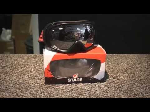 043d5633eb03 STAGE OTG Over the Glasses Ski Goggles Review - YouTube