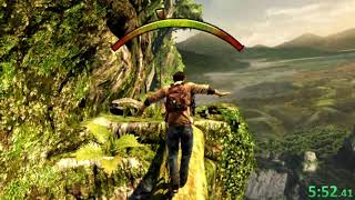 Uncharted: Golden Abyss Any% Speedrun 2:44:08