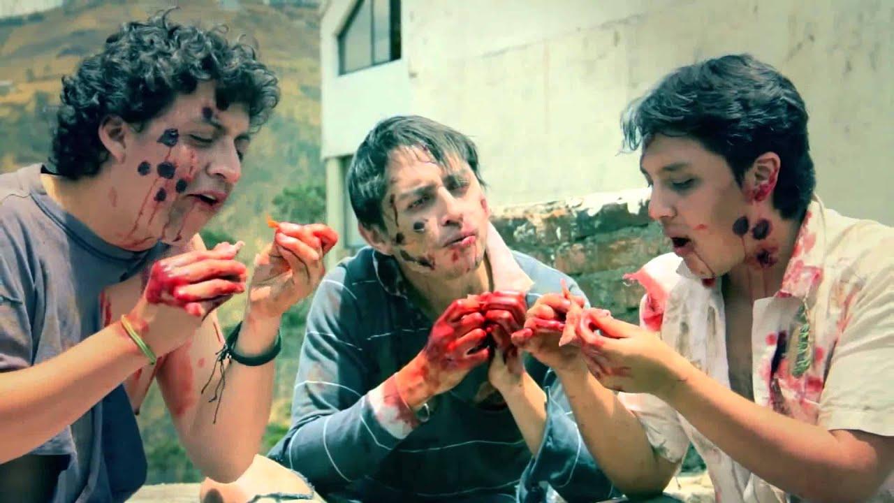Soy un Zombie enchufe TV