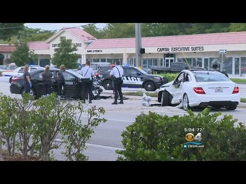 Woman Killed In Coral Springs Accident