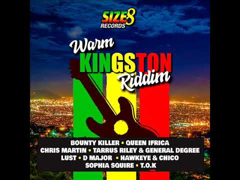 Warm Kingston Riddim Mix (Full) Feat. Tarrus Riley, Chris Martin, Queen Ifrica (January 2019)