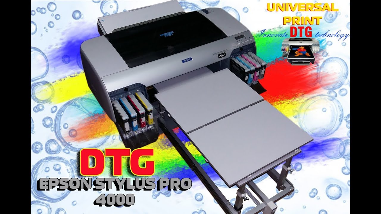 Epson Stylus Pro 4000 Printer Driver Download (2019)