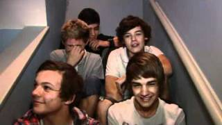 One Direction's video diary - week 2 - The X Factor