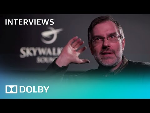 Sound Designer And Mixer Gary Rydstrom Talks On Cinema Sound    Dolby
