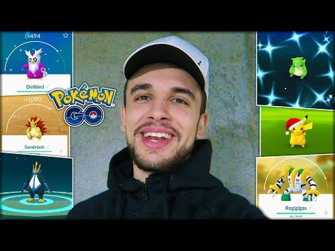 PREDICTIONS FOR THIS YEAR'S CHRISTMAS EVENT! (Pokémon GO)