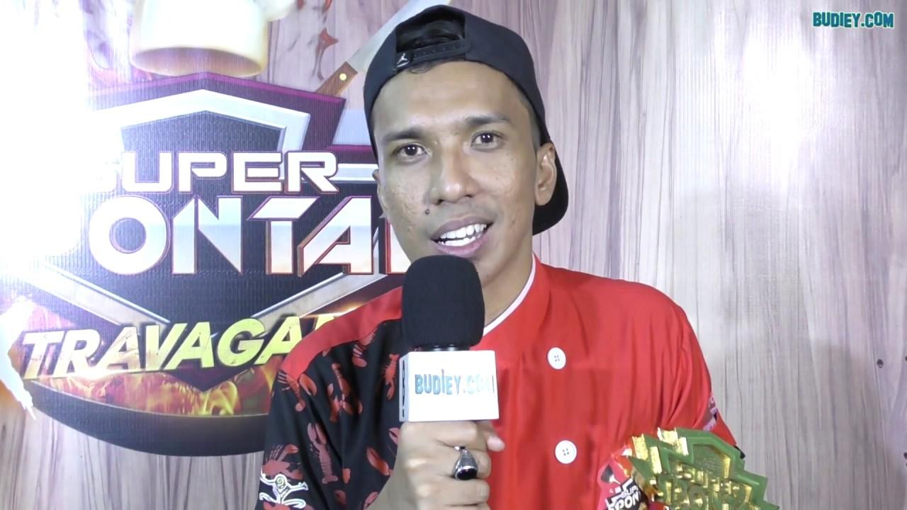 Fad Bocey Akui Bukan Mudah Untuk Menang Juara Super Spontan