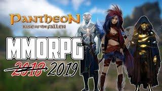 Das beste MMORPG 2019 für Veteranen? | Pantheon: Rise of the Fallen
