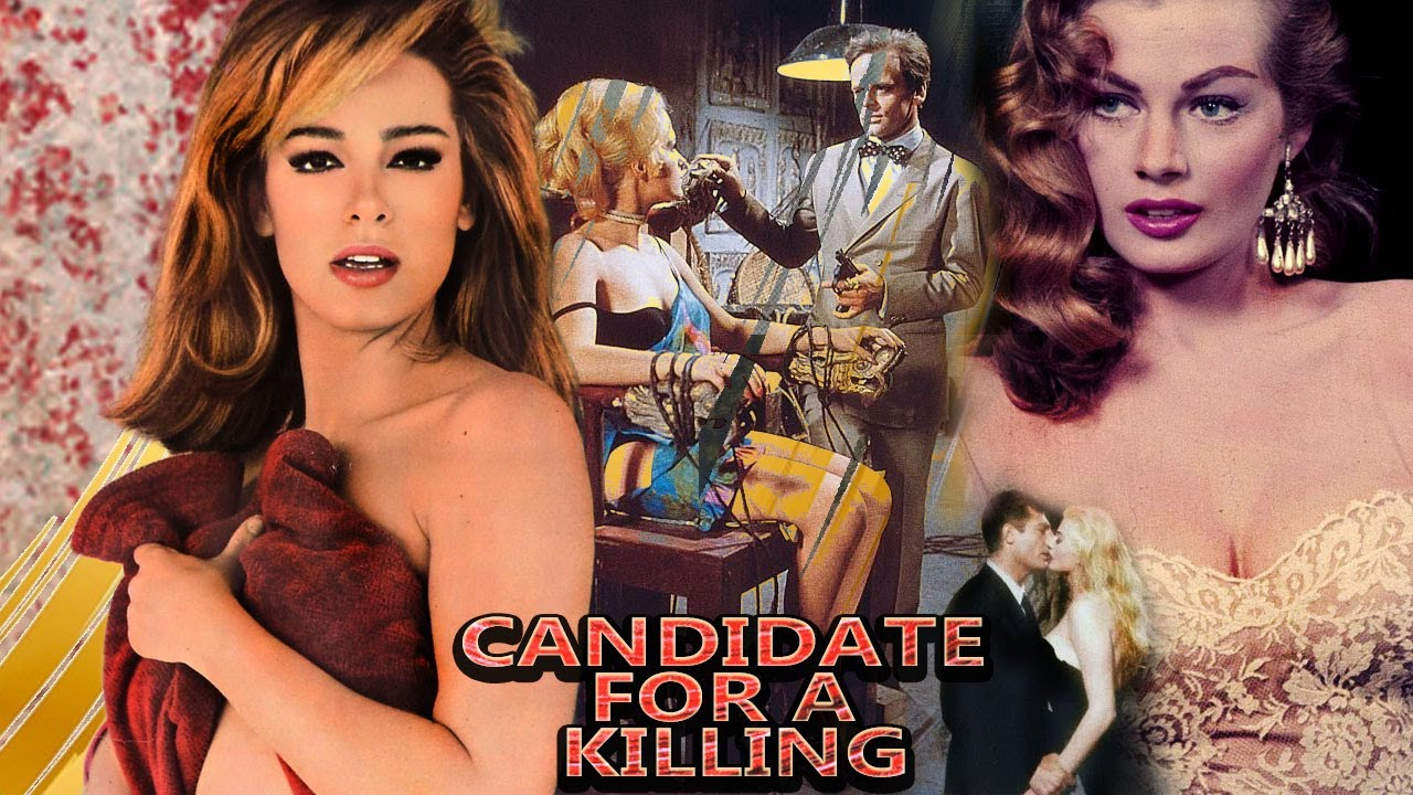 Candidate For A Killing ll Hollywood Drama Thriller Movie in English ll Silver Screen