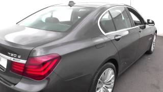 BMW 7 Series SWB (F01) 730d SE Exclusive N57 3.0d (Z7N6) U13876