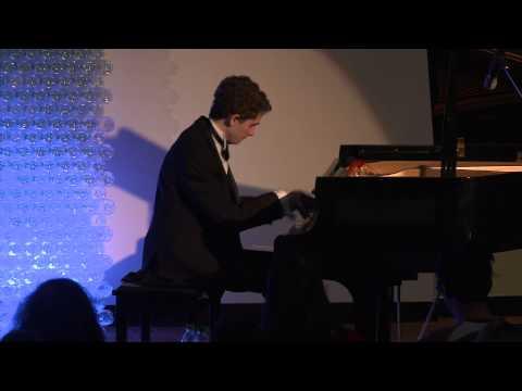 Piano performance: J.T. Hassell at TEDxTexasTechUniversity