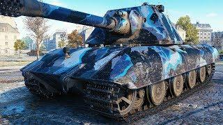 E 100 - NEEDS A BUFF! - World of Tanks Gameplay