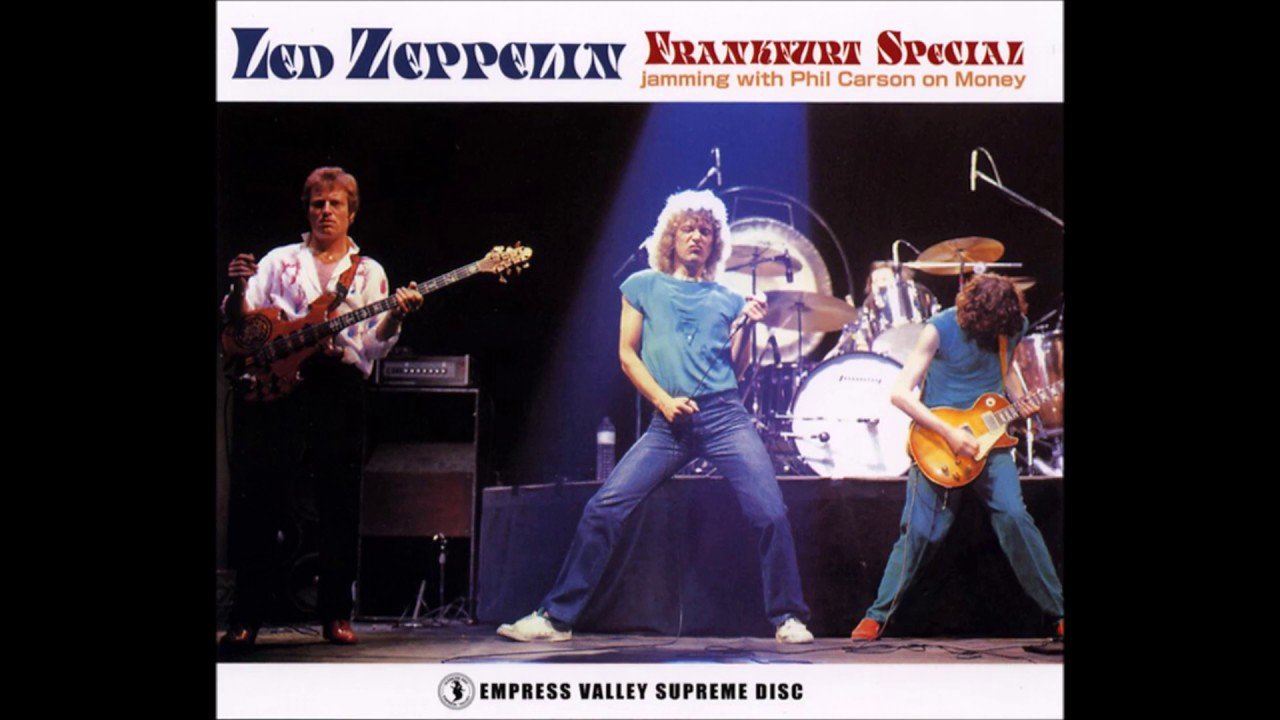 Image result for led zeppelin frankfurt 1980 pictures