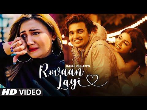 Rovaan Layi (Official Song) Ramji Gulati | Aashika Bhatia, Vishal Pandey, Purabi Bhargava |T-Series