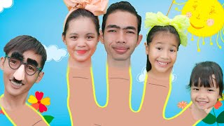 Five Fingers Family Song Nora Family Show