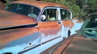 1954 Imperial Chrysler Crown Imperial sedan
