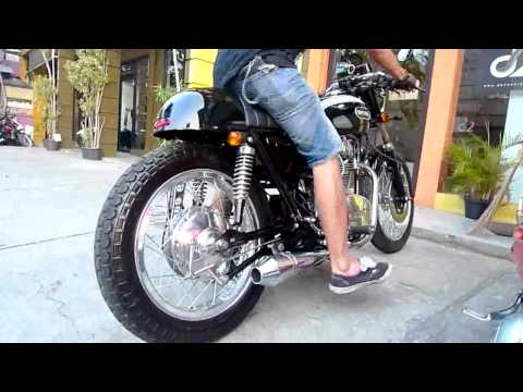 Lawless 1972 Yamaha XS650 Cafe Racer