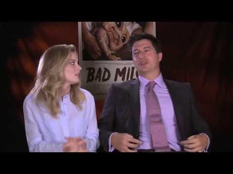 Gillian Jacobs, Ken Marino: The Bad Milo