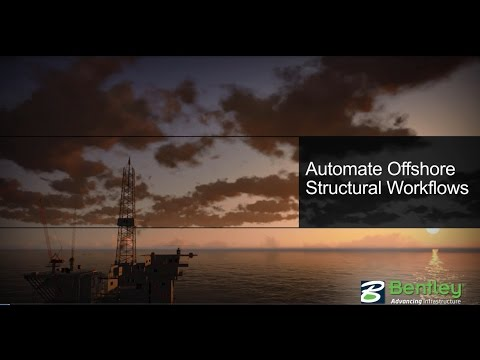 Automate Offshore Structural Workflows