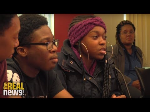 Baltimore Youth Want More Control Over Their Education