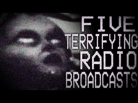 5 Terrifying Radio Broadcasts
