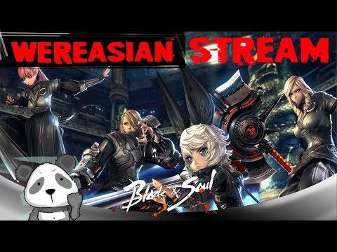 ▶️Blade & Soul - The Return! - Part 1!   A full year of being away~   Reacquainting myself!