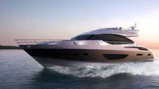 New S CLASS Princess S72 - Launching at the Miami Yacht and Brokerage Boat Show