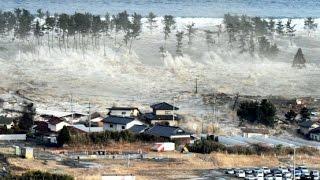 Tsunami no Japão   A terrível onda gigante, imagens surpreendentes em meio ao desastre