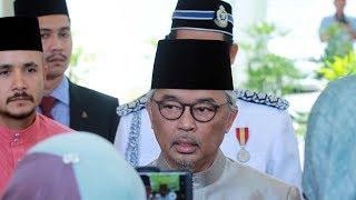 Pahang Menteri Besar swearing in ceremony delayed, ruler needs time